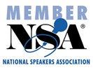 inspirational speaker, National Speakers Association, meeting planners