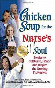 Chicken Soup for the Nurse's Soul, adventure books