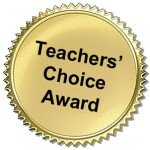 adventure books, Teachers Choice Award