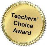 adventure books, Teachers Choice Award